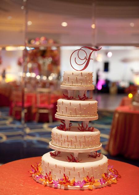 Continental Bakery Wedding Cakes