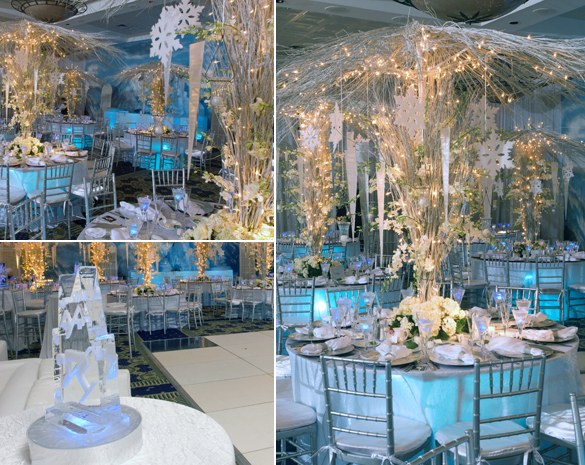 Planning A Winter Wonderland Themed Bar Mitzvah In Boca Raton