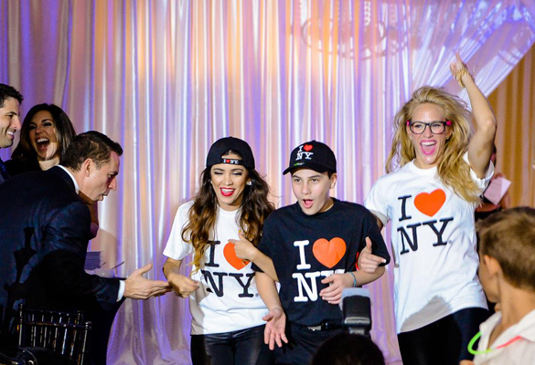New York Theme Bar Mitzvah