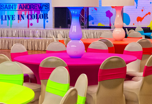 Tips For Event Decor : Finding The Perfect Chair   Linzi Events, Inc.    Boca Raton, FL