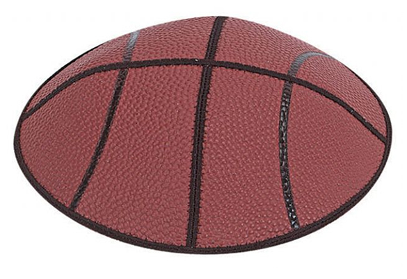Blog 14 Basketball Kippah