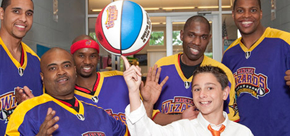 Blog 17 Harlem Wizards