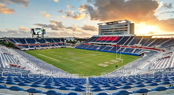 Blog FAU Stadium