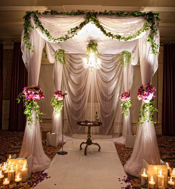 Blog Arch 5 : wedding canopies and arches - memphite.com