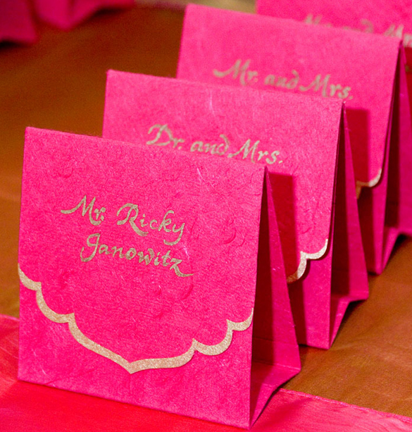 Blog Place Cards
