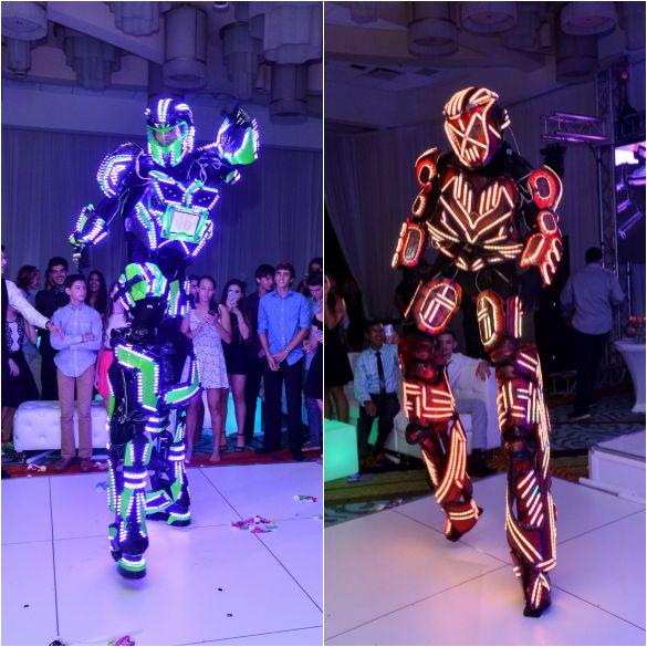 Blog Robot Collage