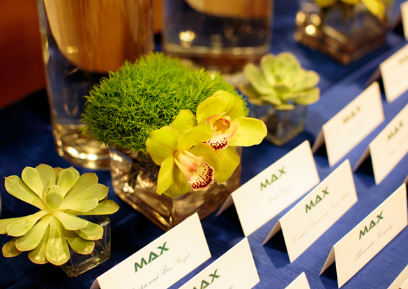 placecard table