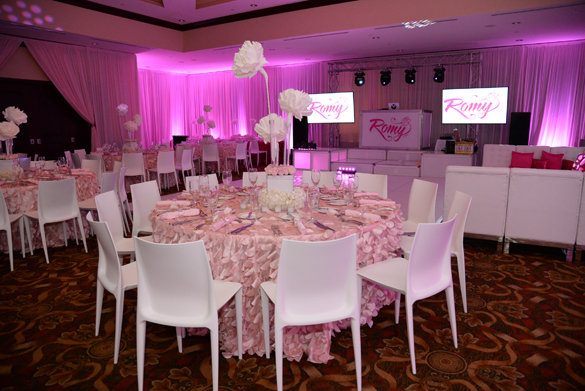 A.Batmitzvah - Boca Raton _ Room shot