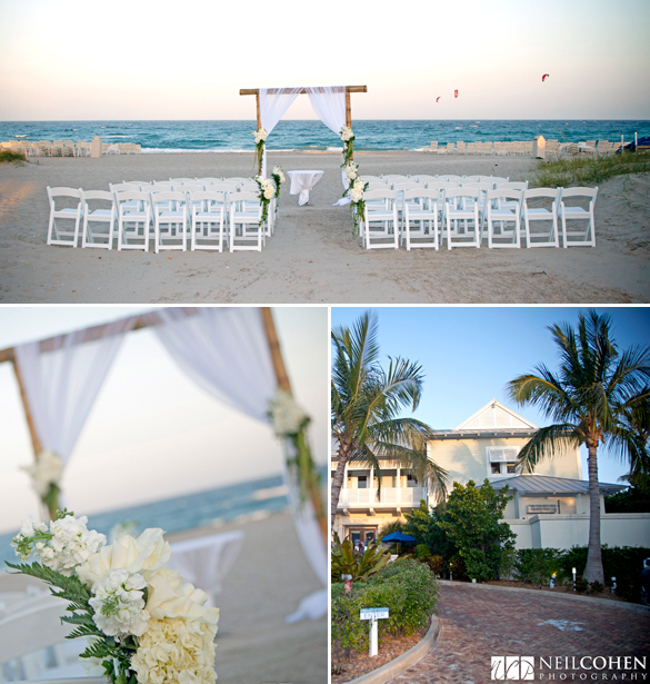 A Destination Beach Wedding At The Seagate Hotel Spa In