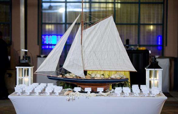 Nautical Theme For A Bar Mitzvah Celebration Linzi