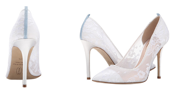 481c2179beda Wedding Shoe Collection from Sarah Jessica Parker - Linzi Events ...