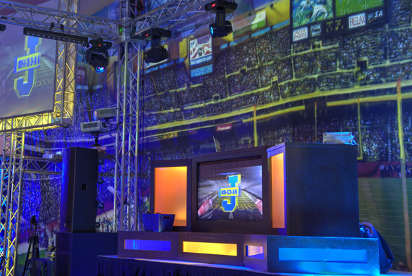 Super Bowl Sunday Football Parties Linzi Events Inc