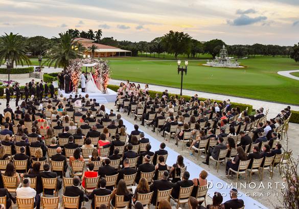 Real Weddings: Jacqueline and Zack's Miami Wedding - Linzi Events